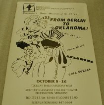 Image of Poster, Theater