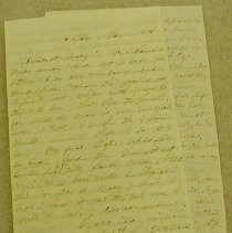 Image of Elise Letter from California -