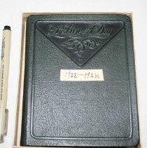 Image of Pauline Batchelder Campbell Diary - Campbell, Pauline Batchelder
