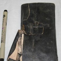 Image of Charles Batchelder (?) Diary -