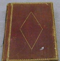 Image of E. Dewey Account book  - Dewey, E.