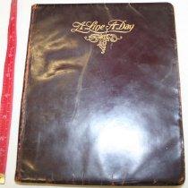 Image of Ella Adelaide Bingham Diary - Abercrombie, Ella Adelaide Bingham