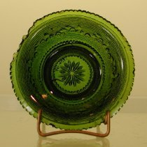 Image of Washbasin - Green toy basin