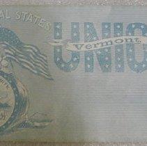 Image of Civil War Era Envelope - Reagles & Co.