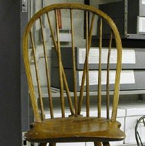 Image of Chair, Windsor
