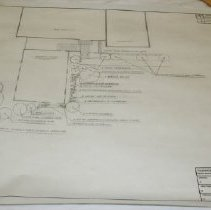 Image of Plan, Site - Planting Plan - Grandma Moses School House Museum
