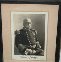 Image of Print, photographic - Admiral George Dewey
