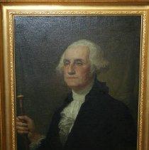 Image of Painting - General George Washington