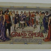 Image of Capitol Theatre Company Pamphlet -