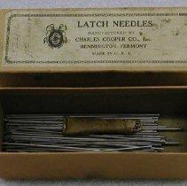 Image of Needle, Textile Making