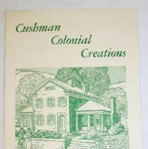 Image of H.T. Cushman Manufacturing Company Leaflet - H.T. Cushman Manufacturing Company