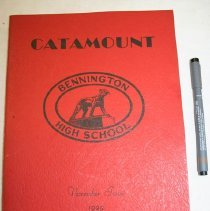 Image of The Catamount - Bennington High School (Bennington, Vt.)