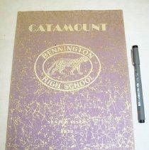 Image of The Catamount - Bennington High School (Bennington, Vt.)