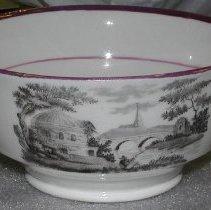 Image of Bowl, Waste