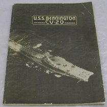 Image of USS Bennington Review Book - United States. Navy