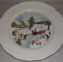Image of Plate, Decorative - Joy Ride
