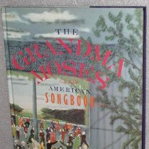 Image of Book - The Grandma Moses American Songbook