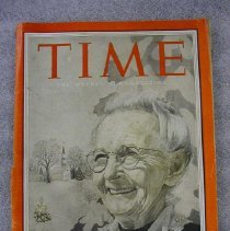 Image of Moses, Time Magazine Feature - Time, inc.