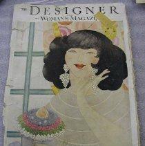 Image of Magazine - The Designer and the woman's magazine