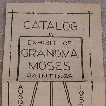 Image of Hoosick Falls Catalog -