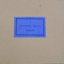 Image of Grandma Moses Album - Galerie St. Etienne