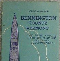 Image of Bennington Chamber of Commerce Bennington County Map - Bennington Chamber of Commerce