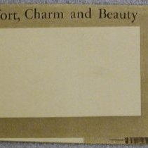 Image of H.T. Cushman Manufacturing Company Advertising Brochure  - H.T. Cushman Manufacturing Company