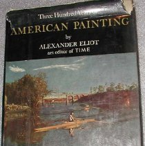 Image of Book - Three years of American painting