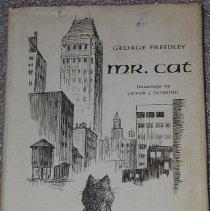 Image of Book - Mr. Cat.