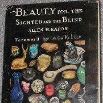 Image of Book - Beauty for the sigted and the blind