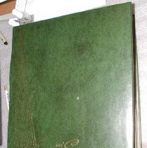 Image of Grandma Moses Related Scrapbook -