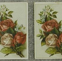 Image of Advertising card