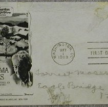 Image of Offical Moses First Day Envelope -