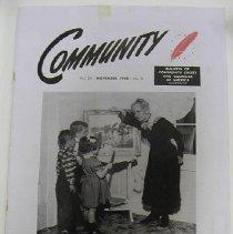 Image of Community Magazine - United Way