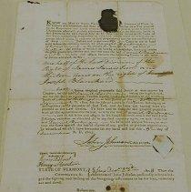 Image of Bordman, Daniel-Tax Deed -