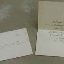 Image of Rodgers Wedding Invitation -