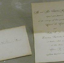 Image of Parrish Wedding Invitation -