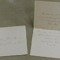 Image of Porter Wedding Invitation -