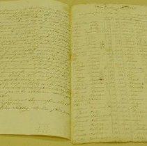 Image of School Rate Bill for District 17, Benninton 1859-60 - Sibley, John