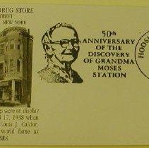 Image of W. D. Thomas Drug Store Envelope -