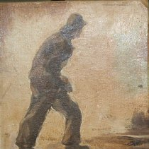 Image of Painting - The Fisherman