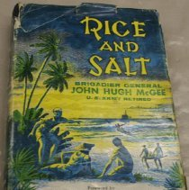 Image of Book - Rice and salt; a history of the defense and occupation of Mindanao during World War II