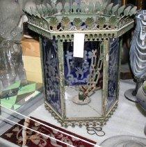 Image of Lantern, Candle