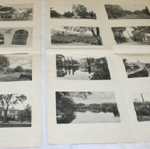 Image of Griswold Postcards Proofs -