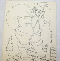 Image of Card, Holiday