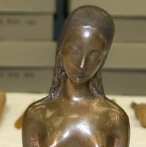 Image of Bust - Charm