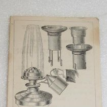 Image of Safety Lamp Pamphlet - Simmons, George Henry