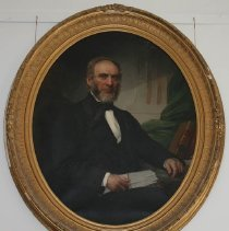 Image of Painting - Portrait of Schuyler Colfax