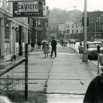Image of Print, Photographic - West Main St., Bennington, Vt.