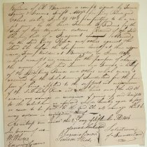 Image of William Henry Jr. Papers - Henry, William Jr., 1760-1845